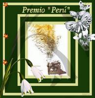 "PREMIO ""PERU"""