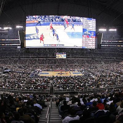 Pantalla gigante Cowboys Stadium