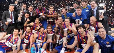 Barça campeoón euroliga 2010