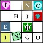 Let's play Inchie-Bingo