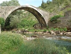 Most na Bregavi u Klepcima