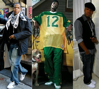 moda hip hop masculina