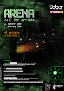 ARENA call for artists