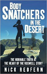Body Snatchers in the Desert, US Edition, 2005