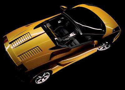 Lamborghini Gallardo Spyder - Design