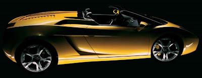 Lamborghini Gallardo Spyder - Specification