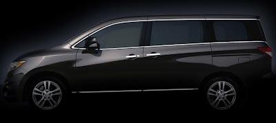 2011 Nissan Quest - Concept
