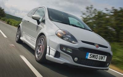2011 Evo Abarth Fiat Punto