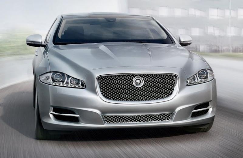 New Jaguar Model XJ Sentinel