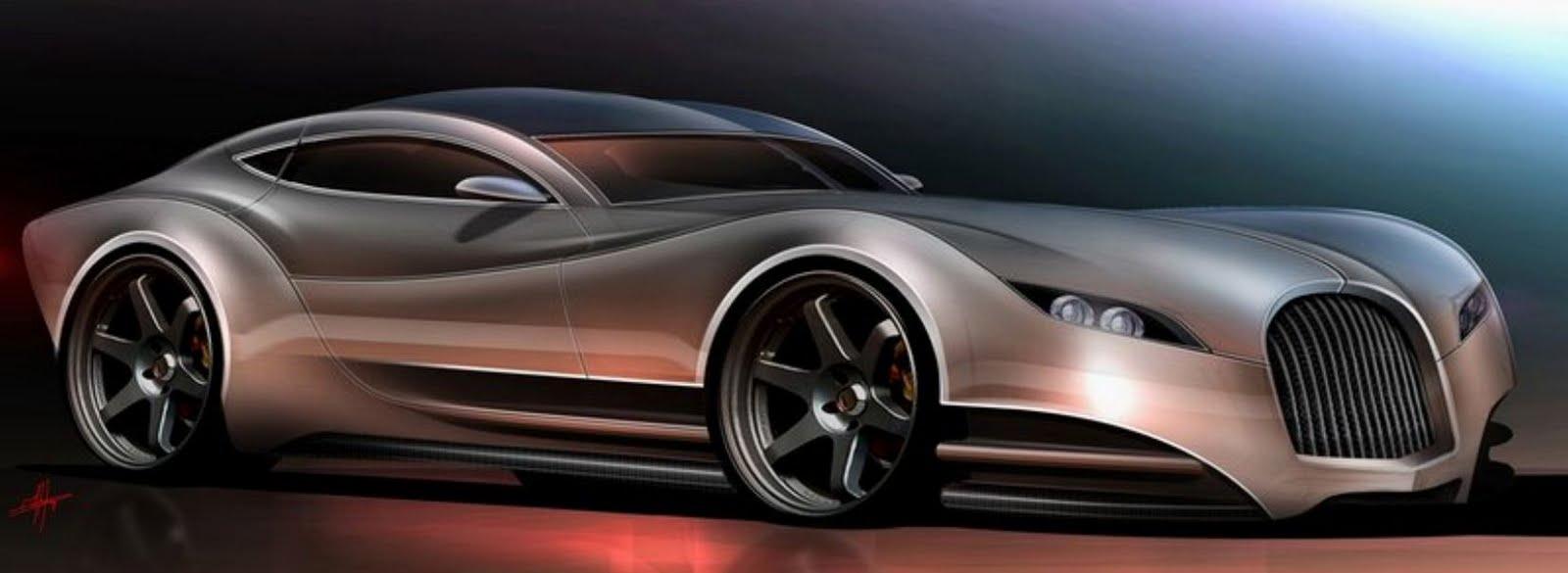 New Sports Cars Morgan EvaGT AUTOS CAR - New sports cars