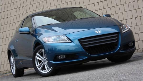 Honda CR-Z Custom Design