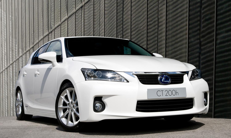 new ct 200h�s lexus hybrid drive