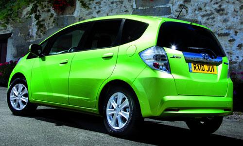 Picture 2011 Honda Jazz Hybrid Version Image