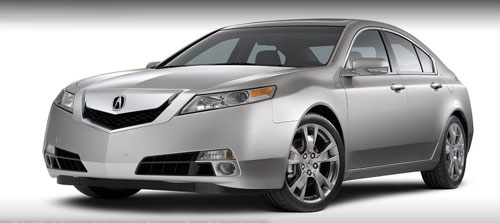 2011 Acura TL Limited