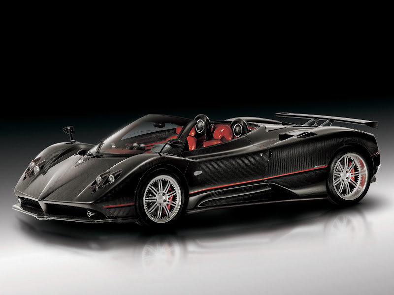 2016 Pagani Zonda F Full Design