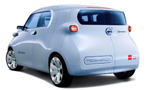 Nissan Townpad