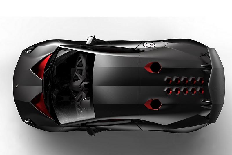 Technology In Lamborghini Sesto Elemento