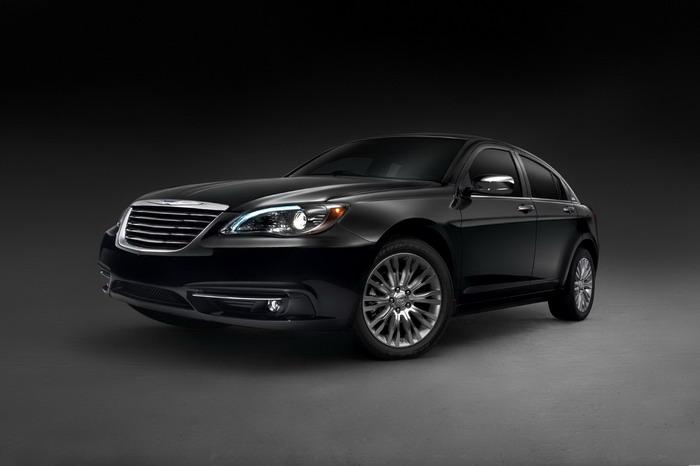 2010 Chrysler 200 Wallpaper