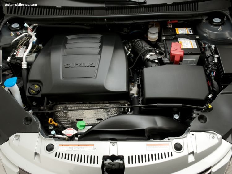 2010 Suzuki Kizashi Engine Specification
