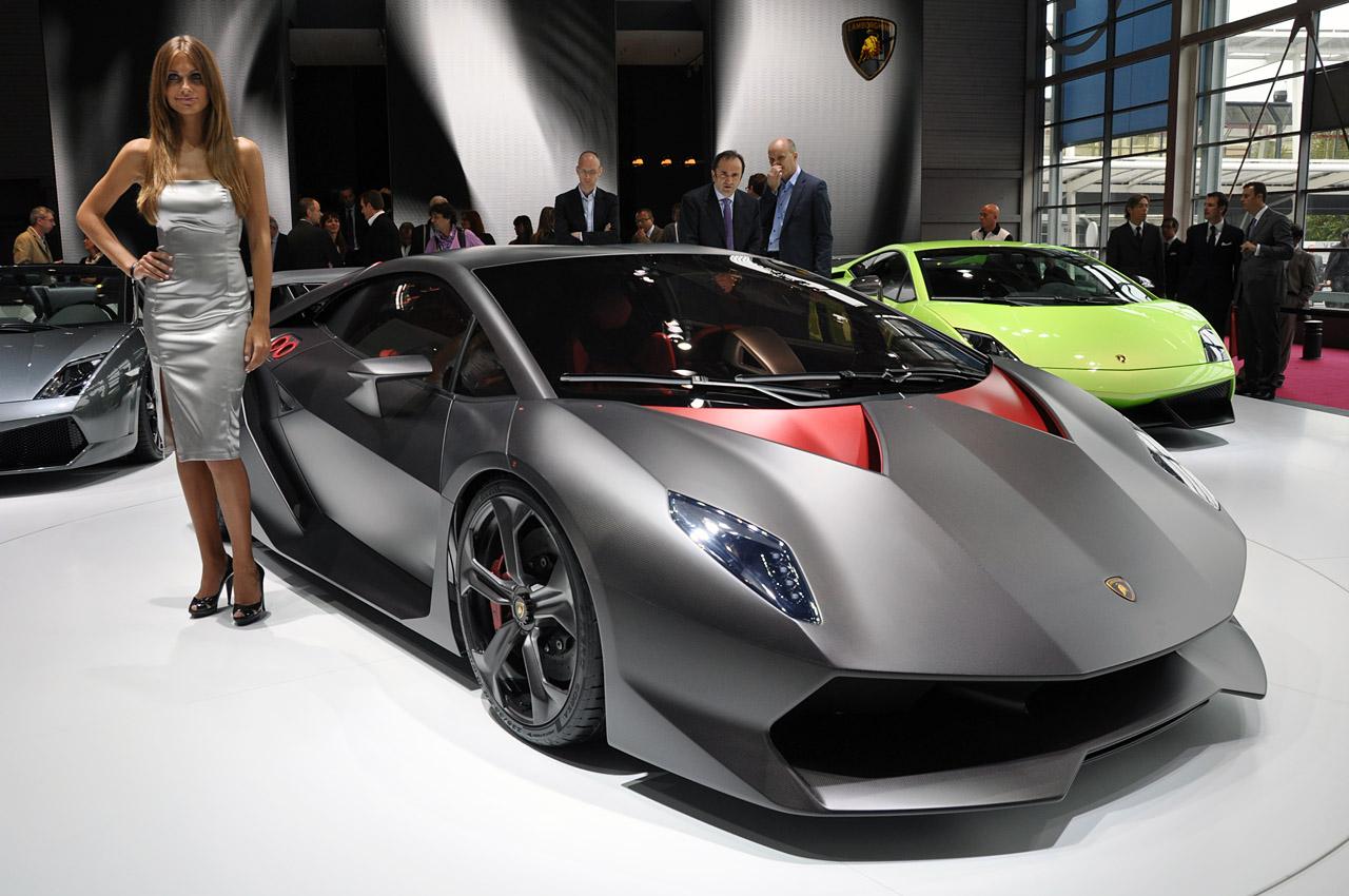 Lamborghini's Limited Edition Sesto Elemento
