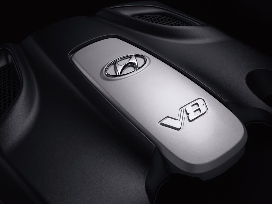 2010 Hyundai Genesis 5.0-liter V8
