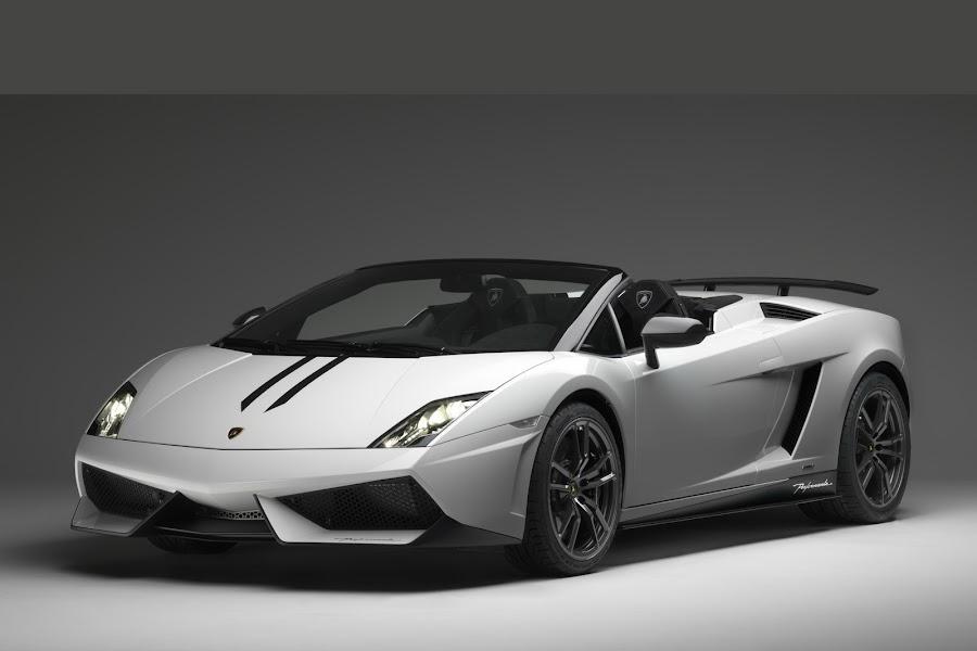 Lamborghini Gallardo LP 570-4 Spyder Performante Release