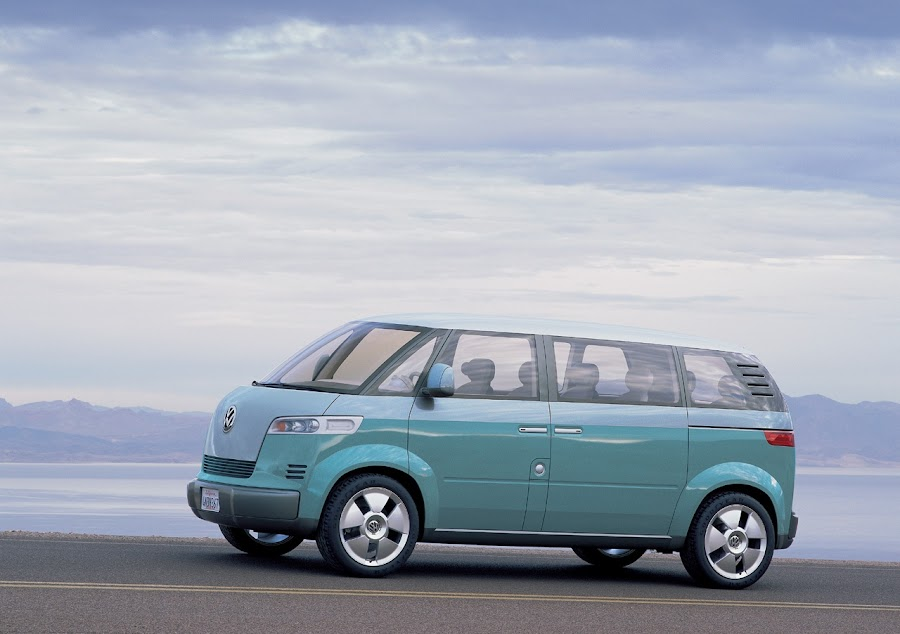2012 Volkswagen Microbus Concept Car