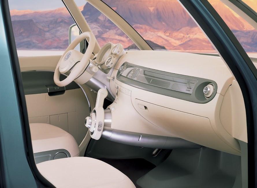 2010 Volkswagen Microbus Wallpaper