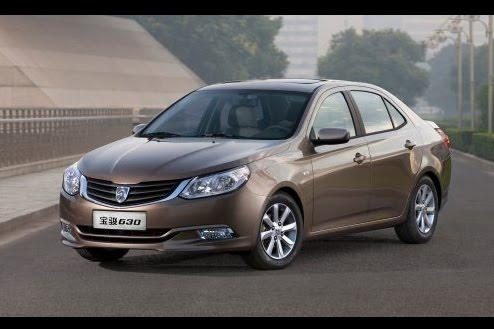 Baojun New Car 630 Specification