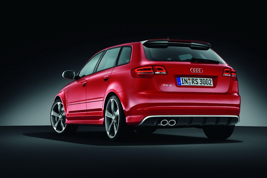 Audi RS3 Sportback Wallpaper