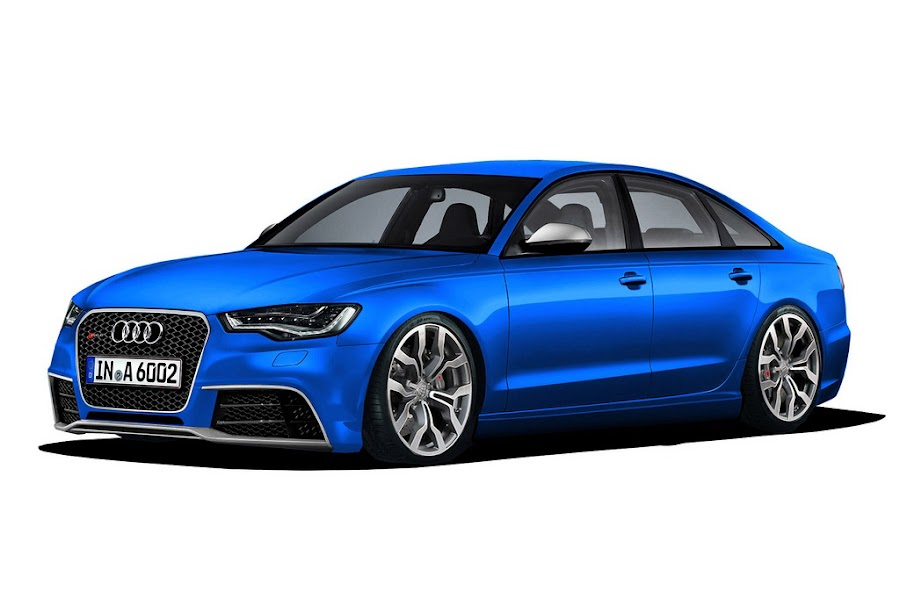 2012 Audi RS6 Sports Wallpaper