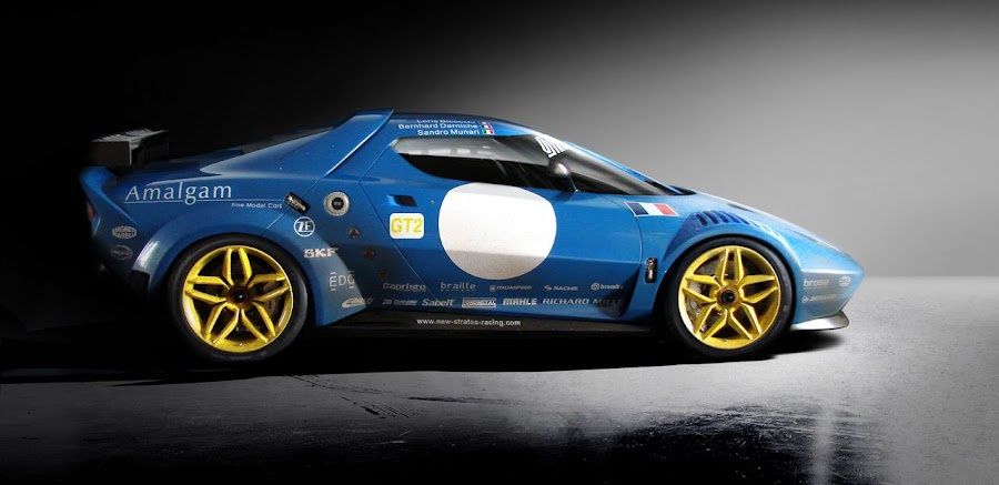 New Stratos GT2