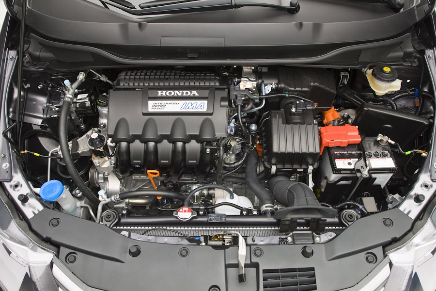 2011 Honda Insight Hybrid Engine