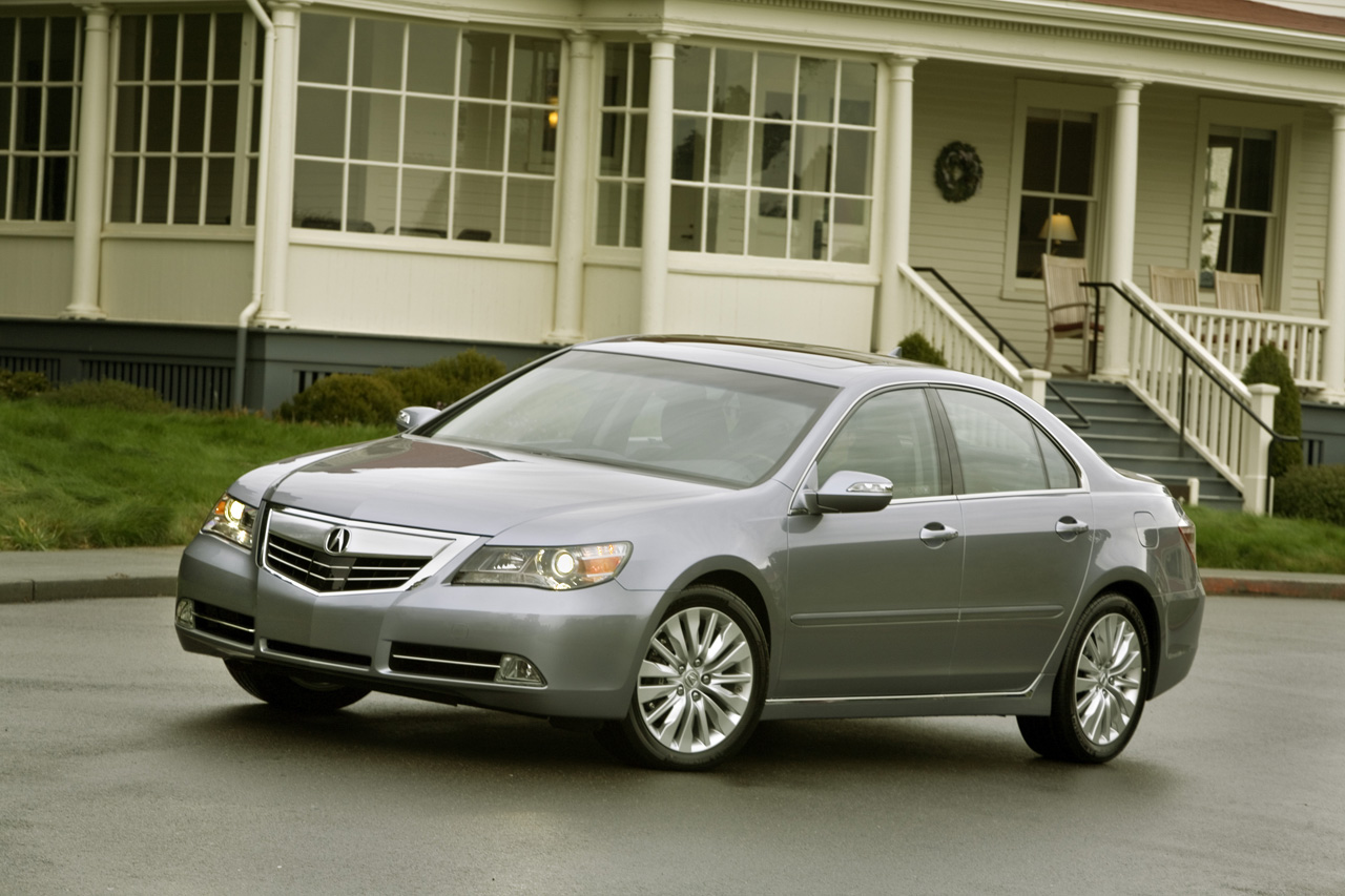2011 Acura RL Wallpaper