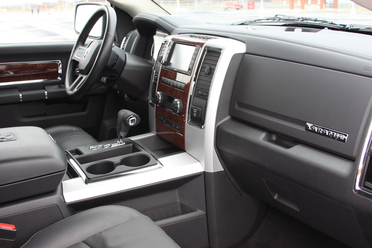 Chrysler Dodge Ram Interior Design