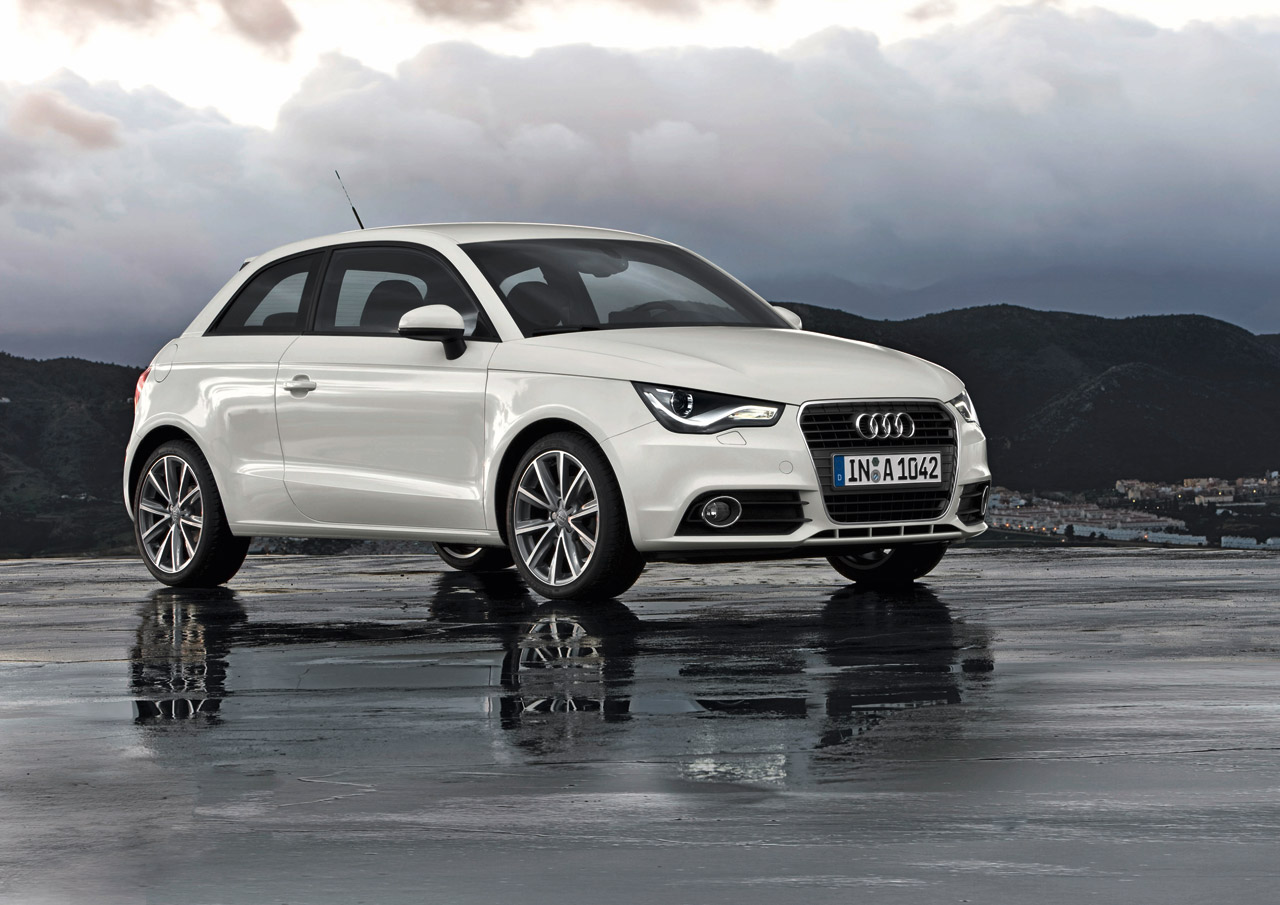 2011 Audi A1 Specification