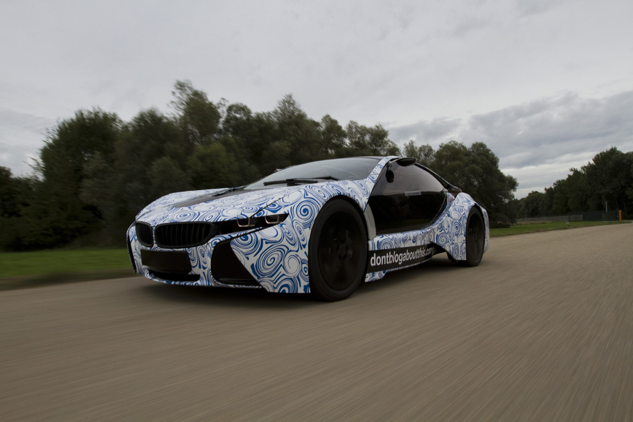 BMW Vision Efficient Dynamics Prototype