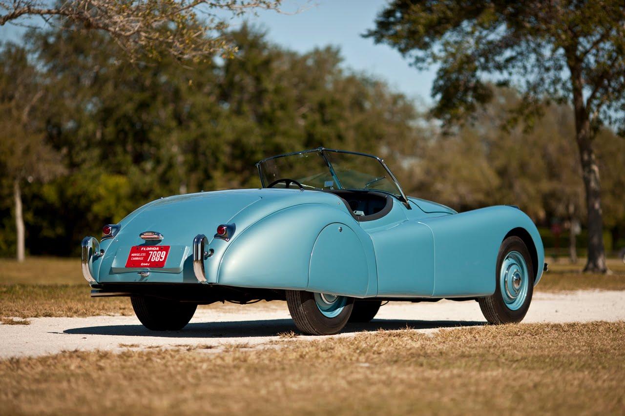 1949 Jaguar XK120 Concept Car
