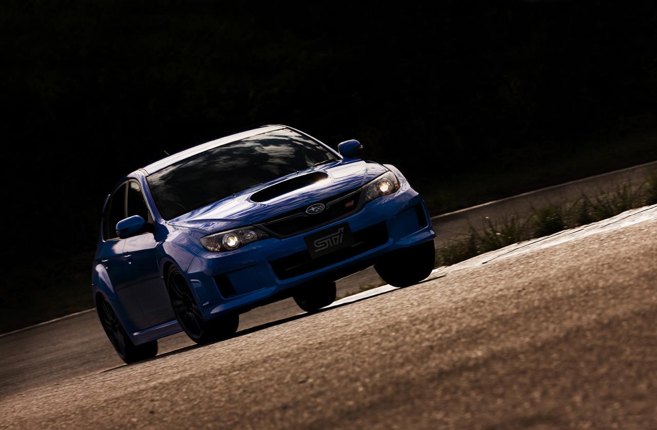 WRX STI Spec C Subaru Impreza