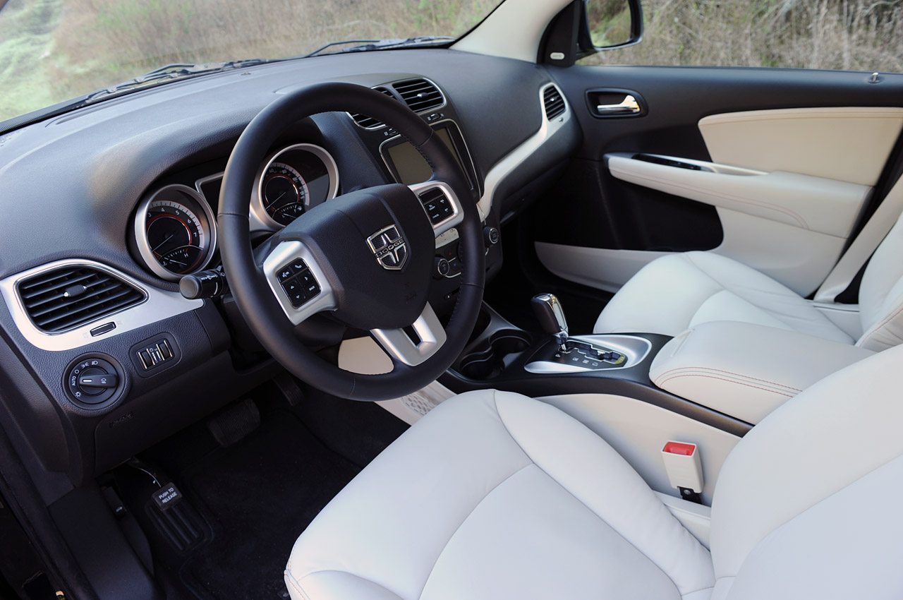 2011 Dodge Journey Interior