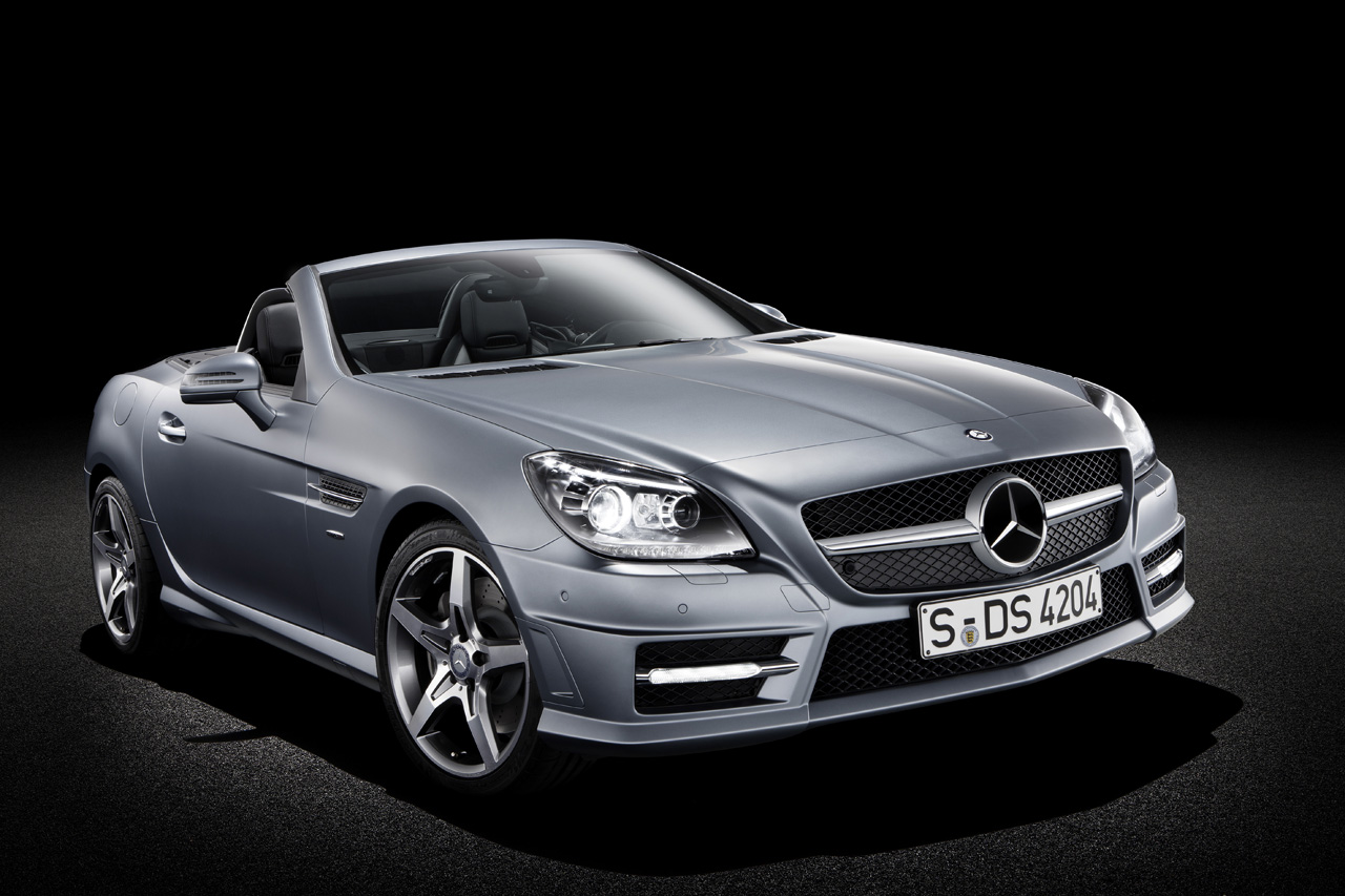 2012 MERCEDES-BENZ SLK WALLPAPER