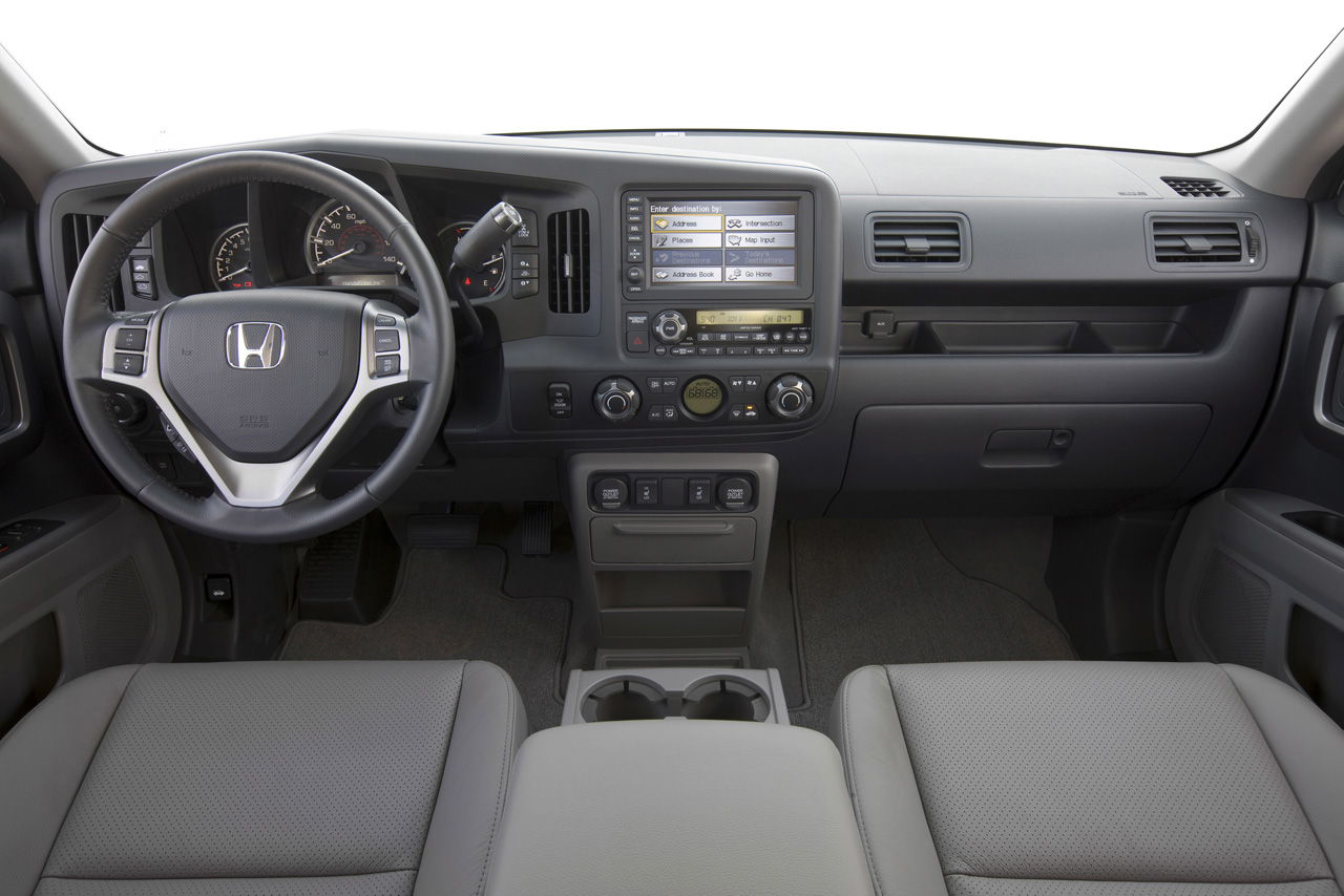 2011 Honda Ridgeline Engine Design