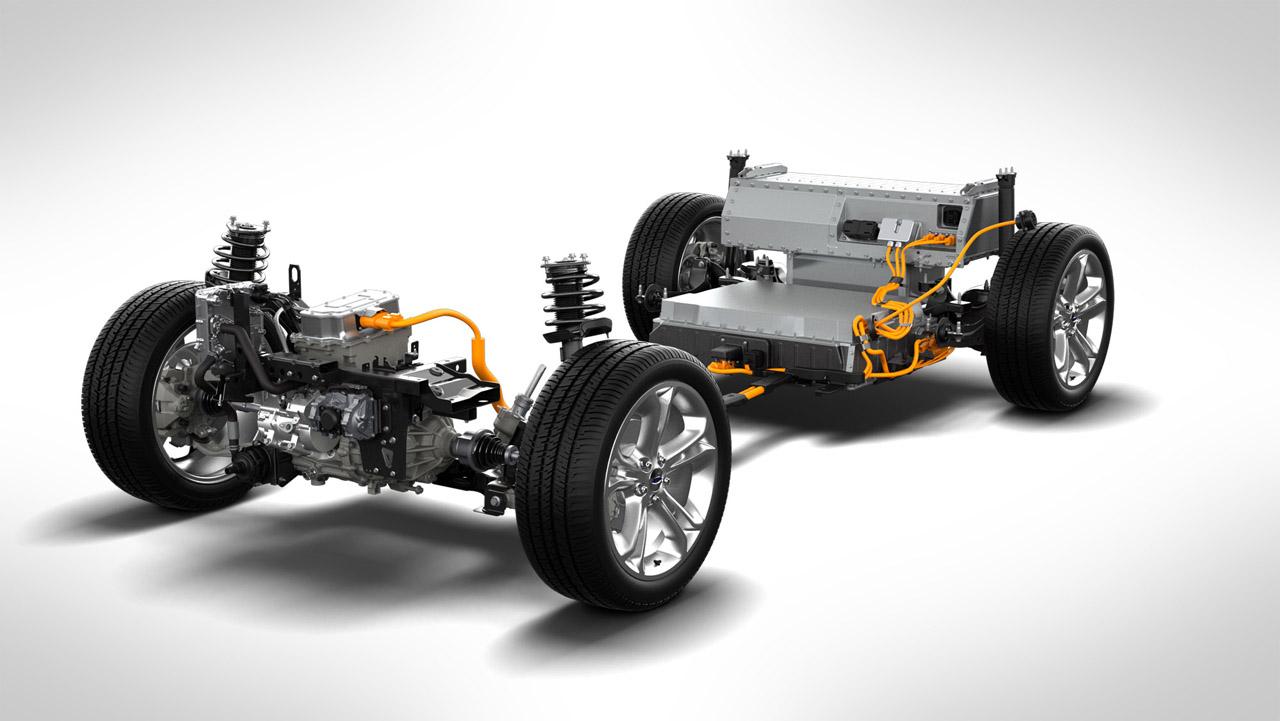 Ford Focus Electric Elegant Design