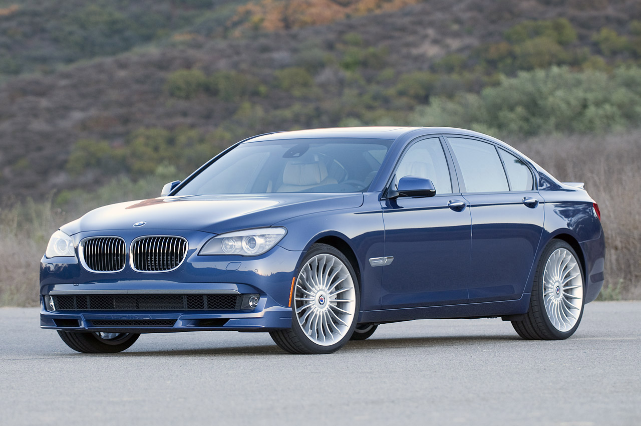 2012 BMW ALPINA B7 ? Auto Car Reviews