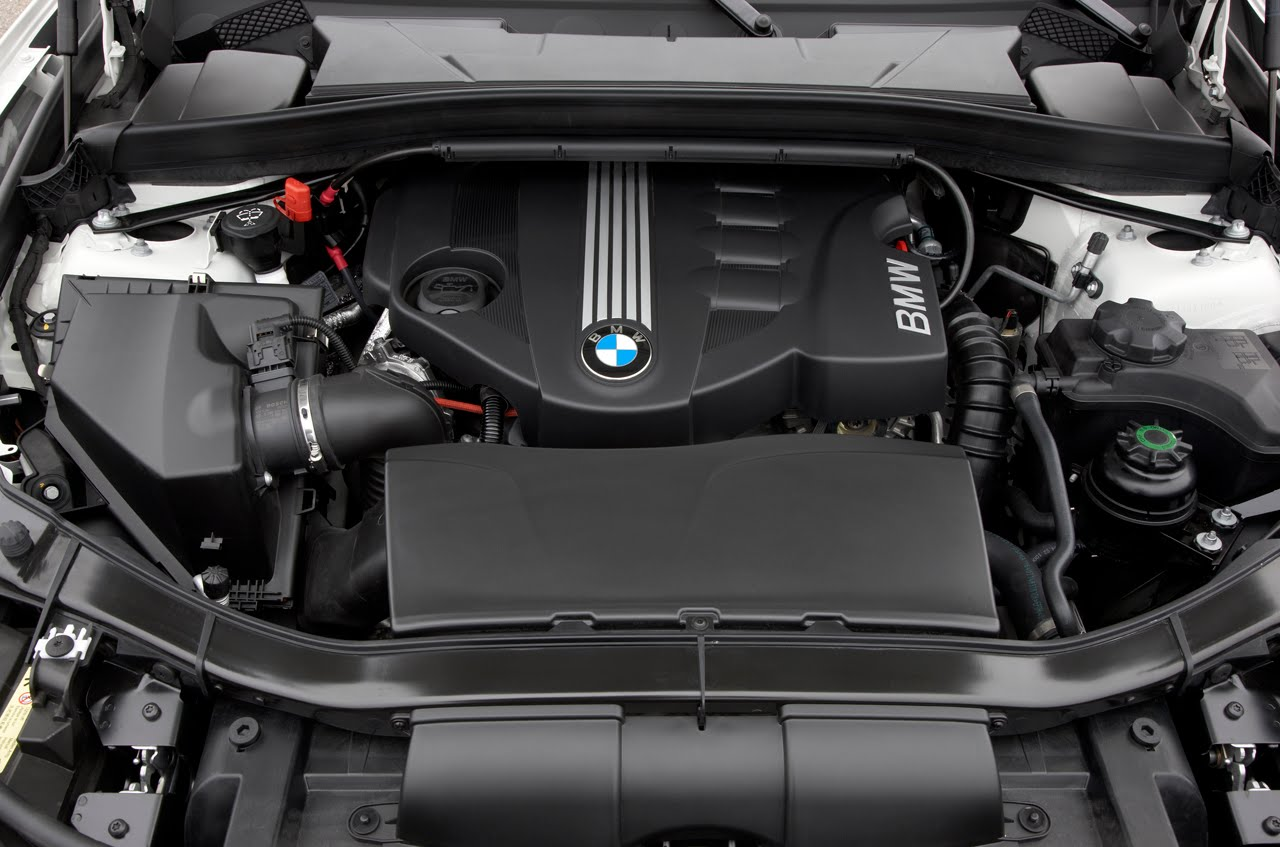 2011 BMW X1 ENGINE