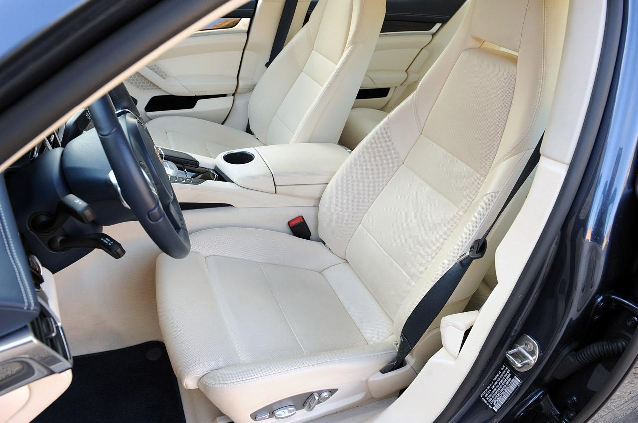 2010 PORSCHE PANAMERA 4S SEAT SPECS