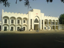 Front View of Katagum Emir's palace