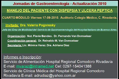 Jornadas de Gastroenterología