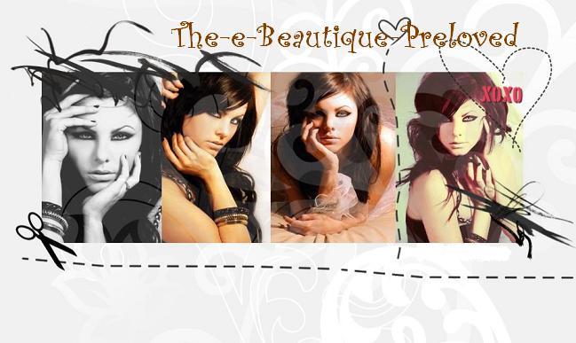 The e-Beautique Preloved
