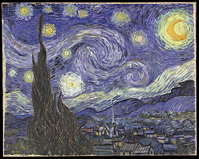 Starry night - Van Goch